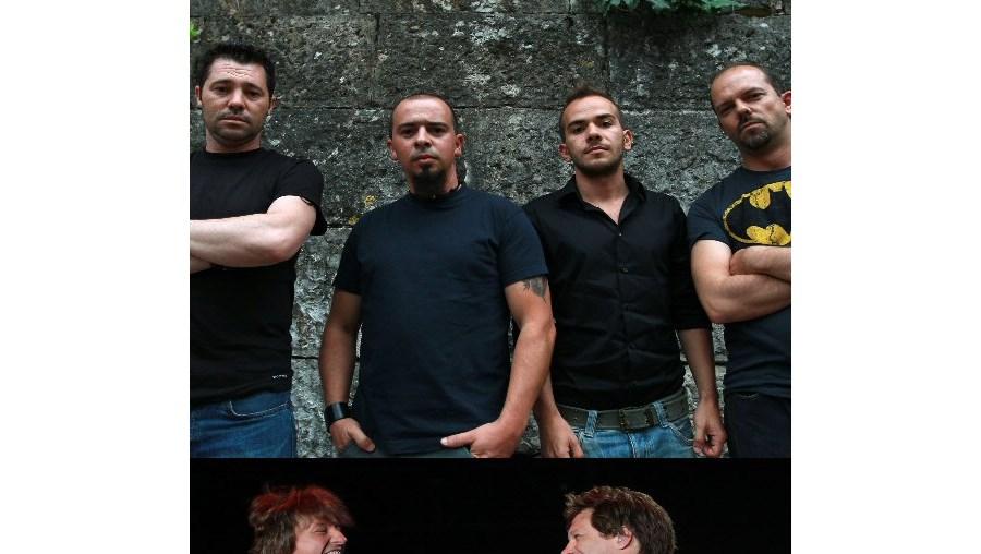 Membros dos Red Lizzard esperam conhecer Jon Bon Jovi