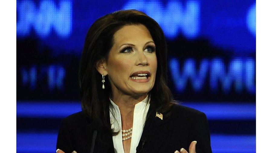 A congressista Michele Bachmann