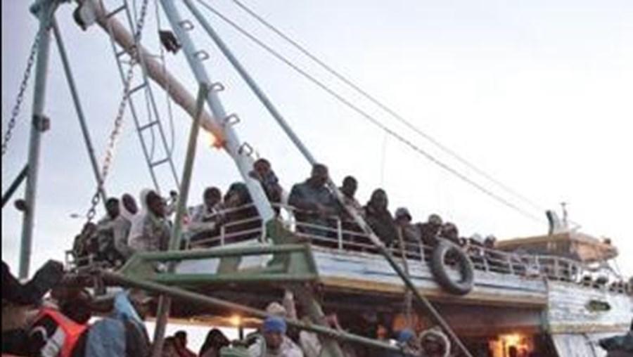 No primeiro trimestre de 2011, 32.906 imigrantes clandestinos foram registados pelos serviços fronteiriços da UE