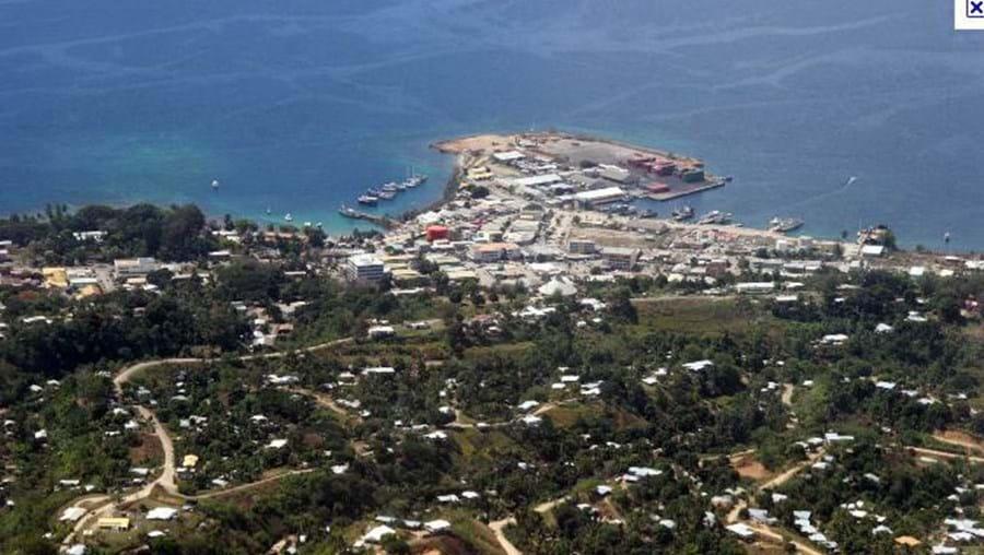 Ilhas de Salomão