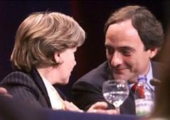 Ascensão de Paulo Portas nos centristas não foi do agrado de Maria José, que disputou a liderança do partido com o actual ministro dos Negócios Estrangeiros em 1998