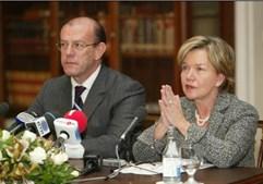 Maria José foi eleita vereadora e chegou a acordo com Carmona Rodrigues, vencedor das autárquicas em Lisboa