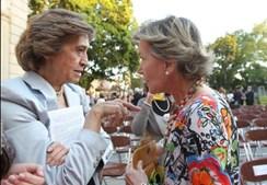 Em Abril, já visivelmente doente, assistiu ao lançamento do livro de Alberta Marques Fernandes sobre as primeiras-damas de Portugal