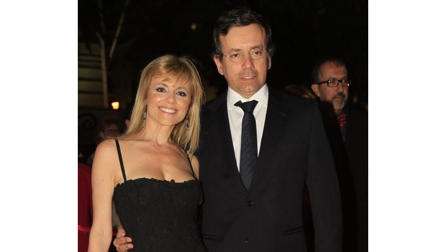 Maria Ana Borges de Sousa e o marido, Bernardo Bairrão