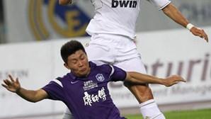 Ronaldo marca em goleada asiática do Real Madrid