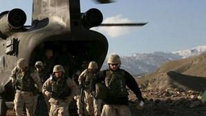 Afeganistão: Helicóptero da NATO despenha-se em acidente e faz 31 mortos
