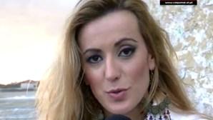 Joana Monteiro comenta pose sexy
