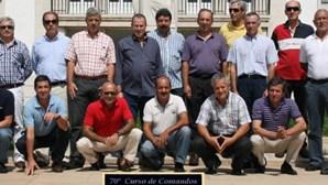 Comandos de 78 confraternizam na Amadora