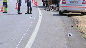 Colisão violenta mata ciclista