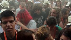 Festivais de Verão imunes à crise