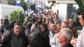 Desemprego: Número de inscritos cai 4,4% em Julho
