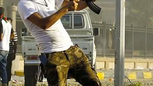 """Kadhafi pode envenenar água"""