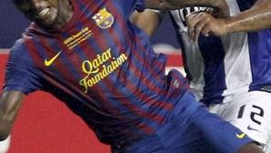 Um divino Leo Messi e um dragão sem chama