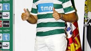 "Insúa: ""Espero entrar na história do Sporting"""