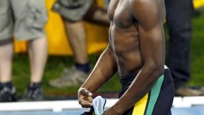Bolt vira o foco para os 200 m