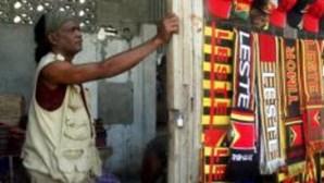 Sismo forte em Timor Leste