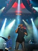 Snoop Dogg brilhou para mais de 40 mil pessoas