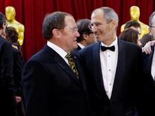 Mais tranquila foi a ida de Steve Jobs à cerimónia dos Óscares em 2010. Enquanto accionista da Pixar acompanhou Robert Lassiter quando a animação 'Up - Altamente' recebeu nomeação para o Óscar de Melhor Filme
