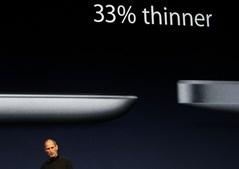 Segunda geração do iPad foi um dos últimos produtos lançados por Steve Jobs enquanto presidente executivo da Apple. Seguem-se novos iPhone e tudo o que mais aparecer