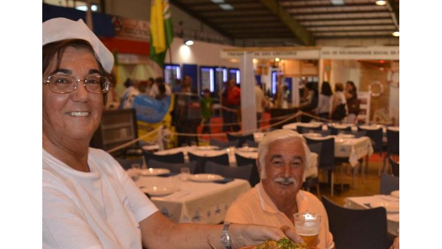 Festa das Tasquinhas começou ontem no recinto da Expoeste