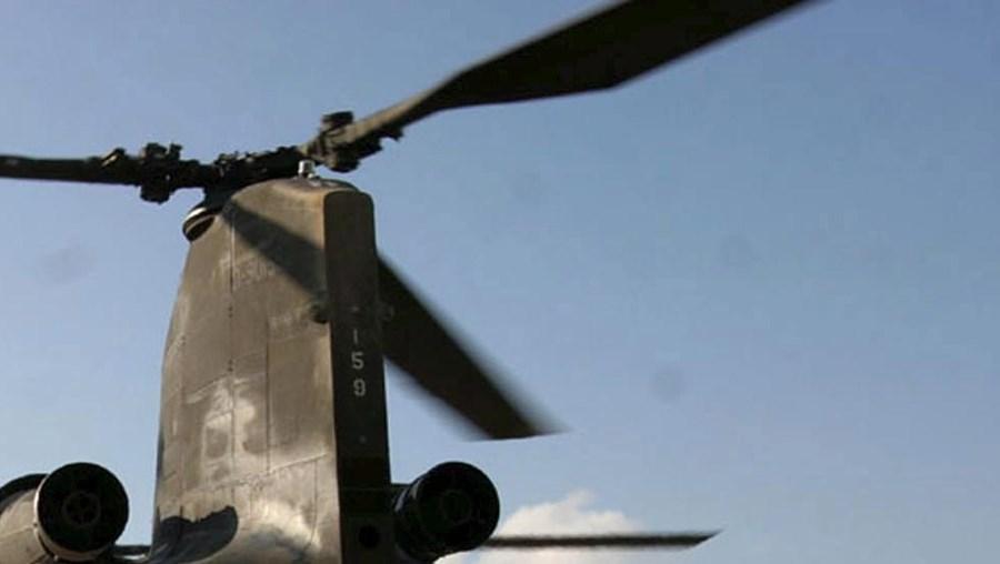 Segundo o porta-voz das autoridades de Wardak, o helicóptero caiu durante  uma operação nocturna conjunta com as forças afegãs