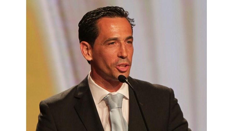 Pedro Proença, de 40 anos, é árbitro desde 1988