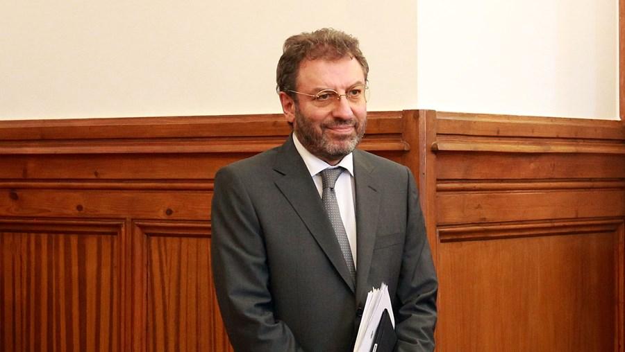 O ministro Nuno Crato
