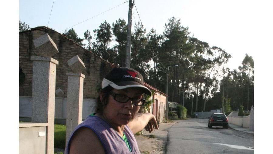 Maria Dulce Rodrigues, moradora que ajudou a capturar ladrão