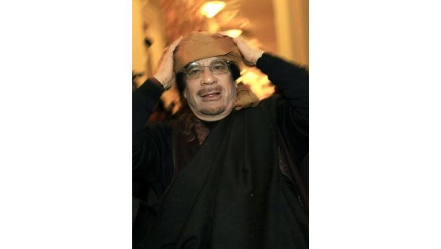 """""""O fim está próximo. Para o regime de Kadhafi trata-se do último capítulo"""", afirmou porta-voz da NATO"""