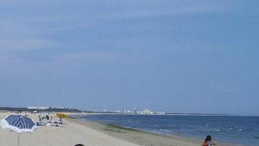 Manta Rota é destino de férias para muitos turistas