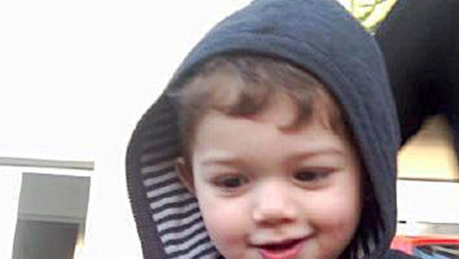 A família do bebé está em choque com o trágico acidente
