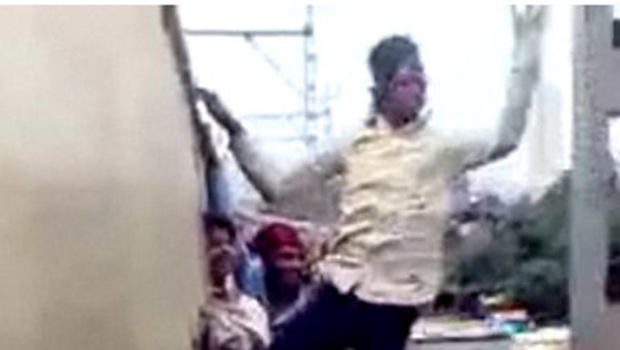 Índia, comboio, desporto, radical