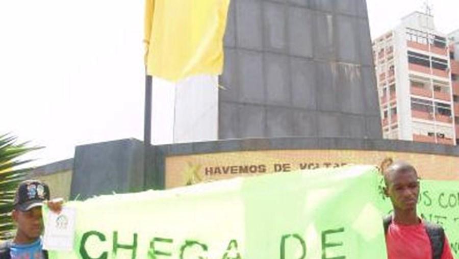 Jovens manifestantes já começaram a ser julgados em Luanda