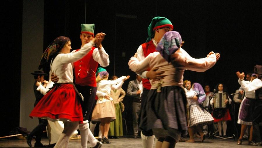 Folclore em Samora Correia