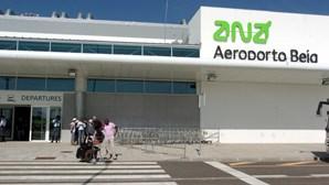 Infraestruturas de Portugal estuda ligação do aeroporto de Beja à ferrovia