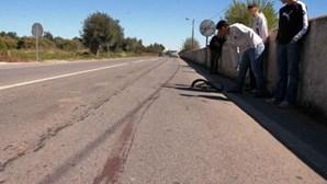 Morre atropelado ao circular de bicicleta