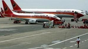 Aeronaves inoperantes estacionadas no aeroporto de Luanda têm de sair até julho