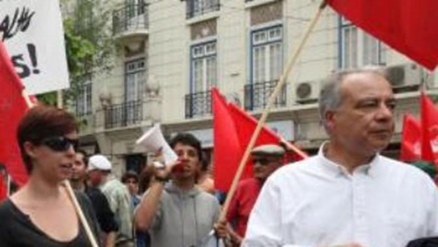 CGTP regressa às ruas para protestar contra medidas de austeridade anunciadas pelo Governo