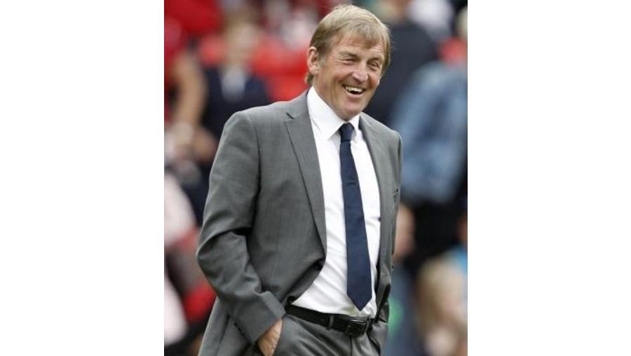 Kenny Dalglish, treinador do Liverpool