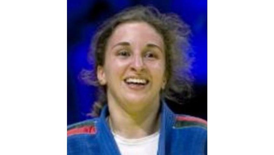 Ana Hormigo conquistou medalha de bronze frente a compatriota Leandra Freitas