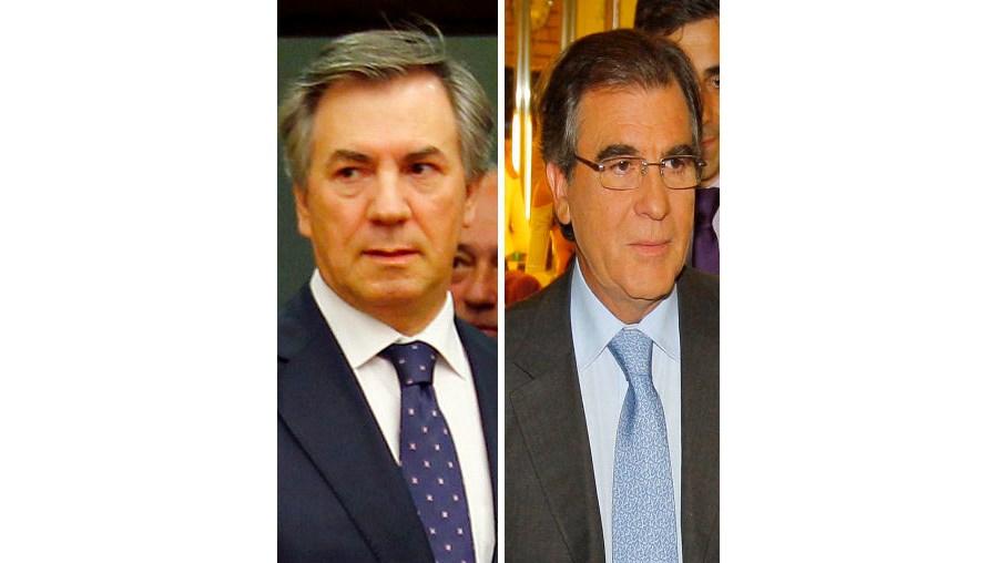 Armando Vara e Dias Loureiro são exemplos de antigos membros do Executivo que multiplicaram os rendimentos após terem deixado cargos governamentais
