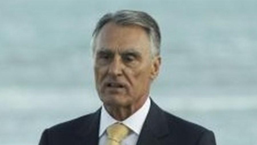 Cavaco Silva felicitou Hélder Rodrigues
