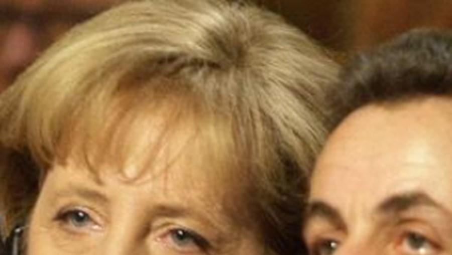 Merkel e Sarkozy reuniram-se este domingo