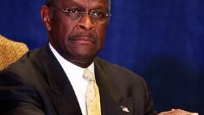Herman Cain: Acusado de assédio