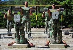 Exigência. Para entrar nos rangers, os candidatos têm de mostrar resistência física e mental para cumprir o lema  'Que os muitos por ser poucos não temamos'