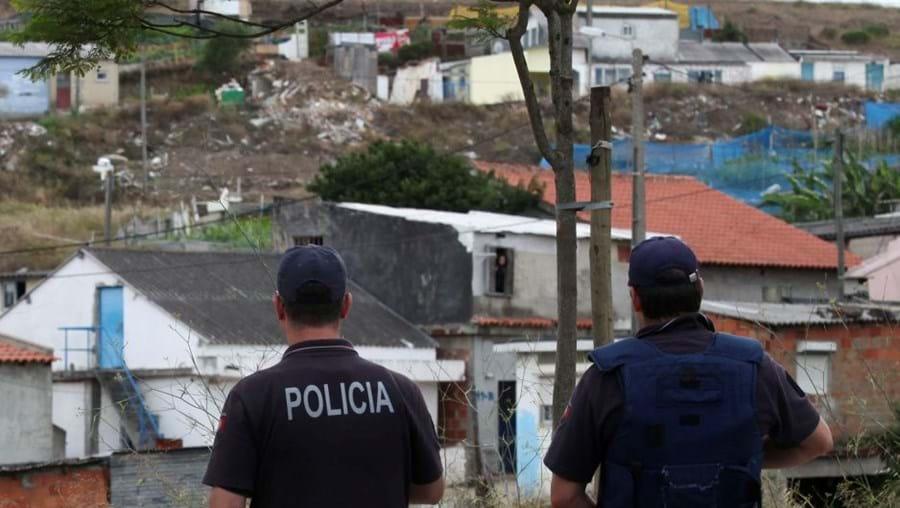 Polícia controlou distúrbios