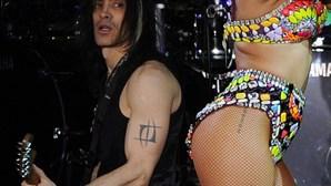 Rihanna vomitou a meio do concerto de Lisboa (COM FOTOS)