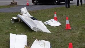 EUA: Cinco mortos em queda de avião