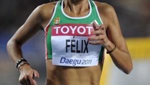 Dulce Félix eleita atleta europeia do mês de Novembro