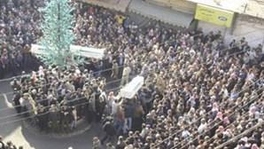 Atentados à bomba no centro de Damasco